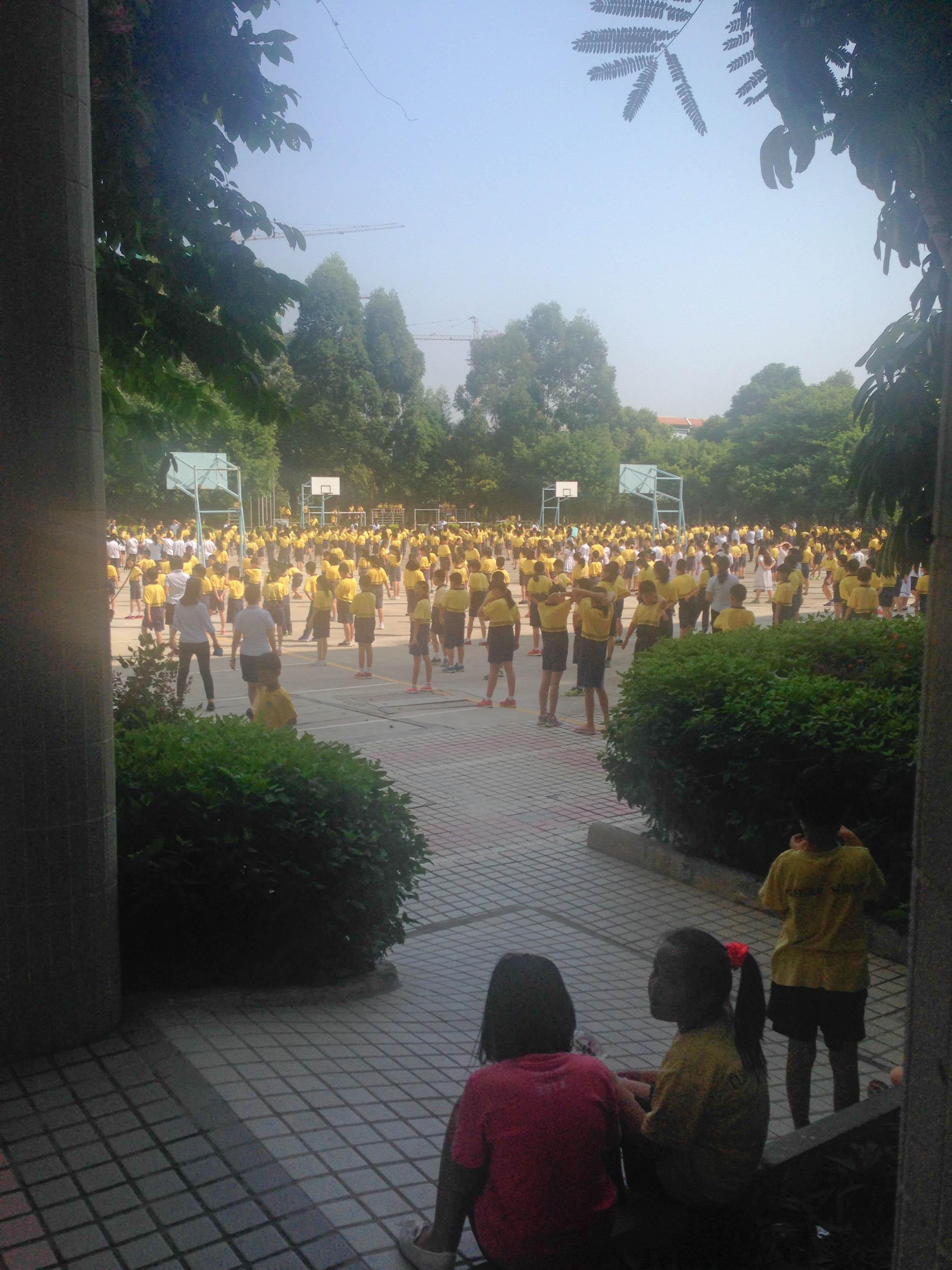 School-Wide Exercise