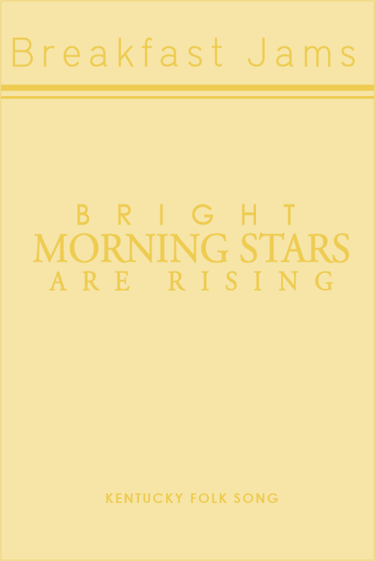 Christmas Songs for Kids: Bright morning stars are rising