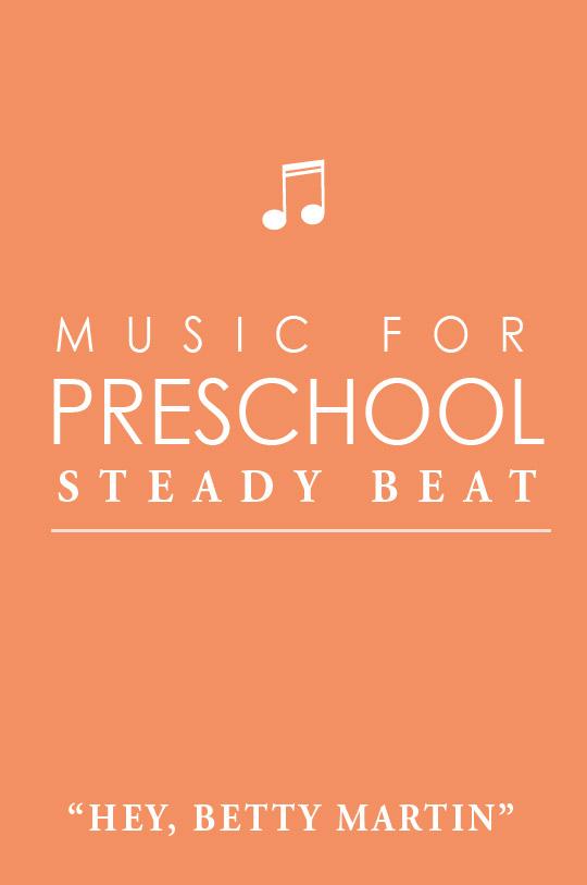 Music for Preschool