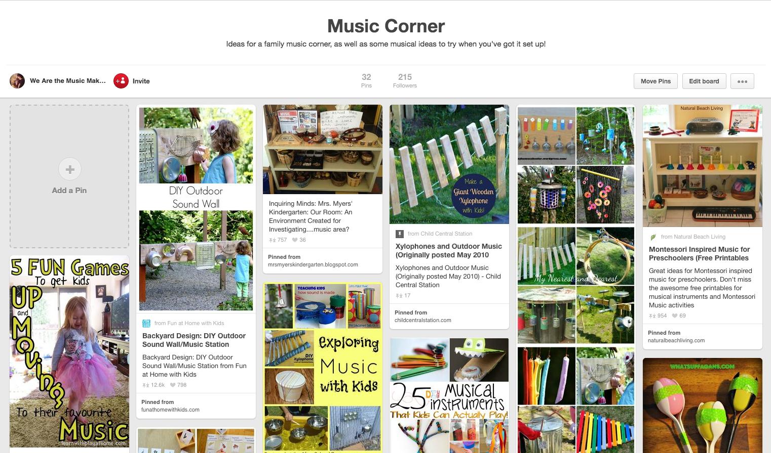 Kids Music Corner