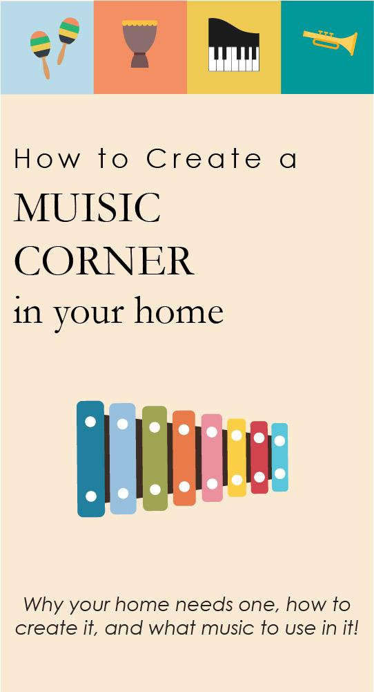 How to Create a Music Corner