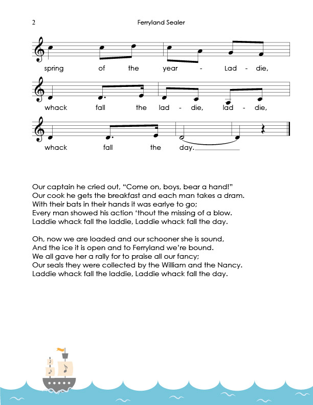Young Sailors Sheet Music_Ferryland Sealer 2.jpg
