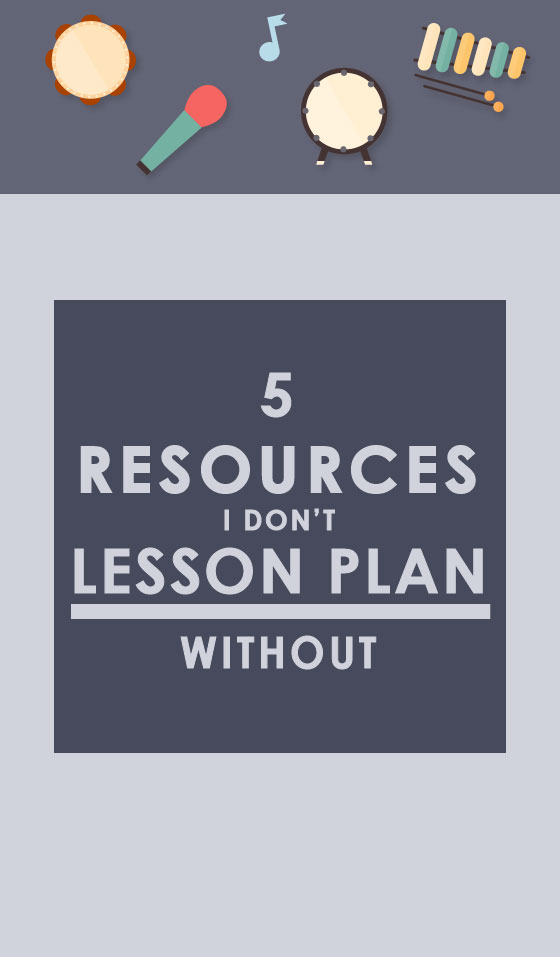 lesson planning resources