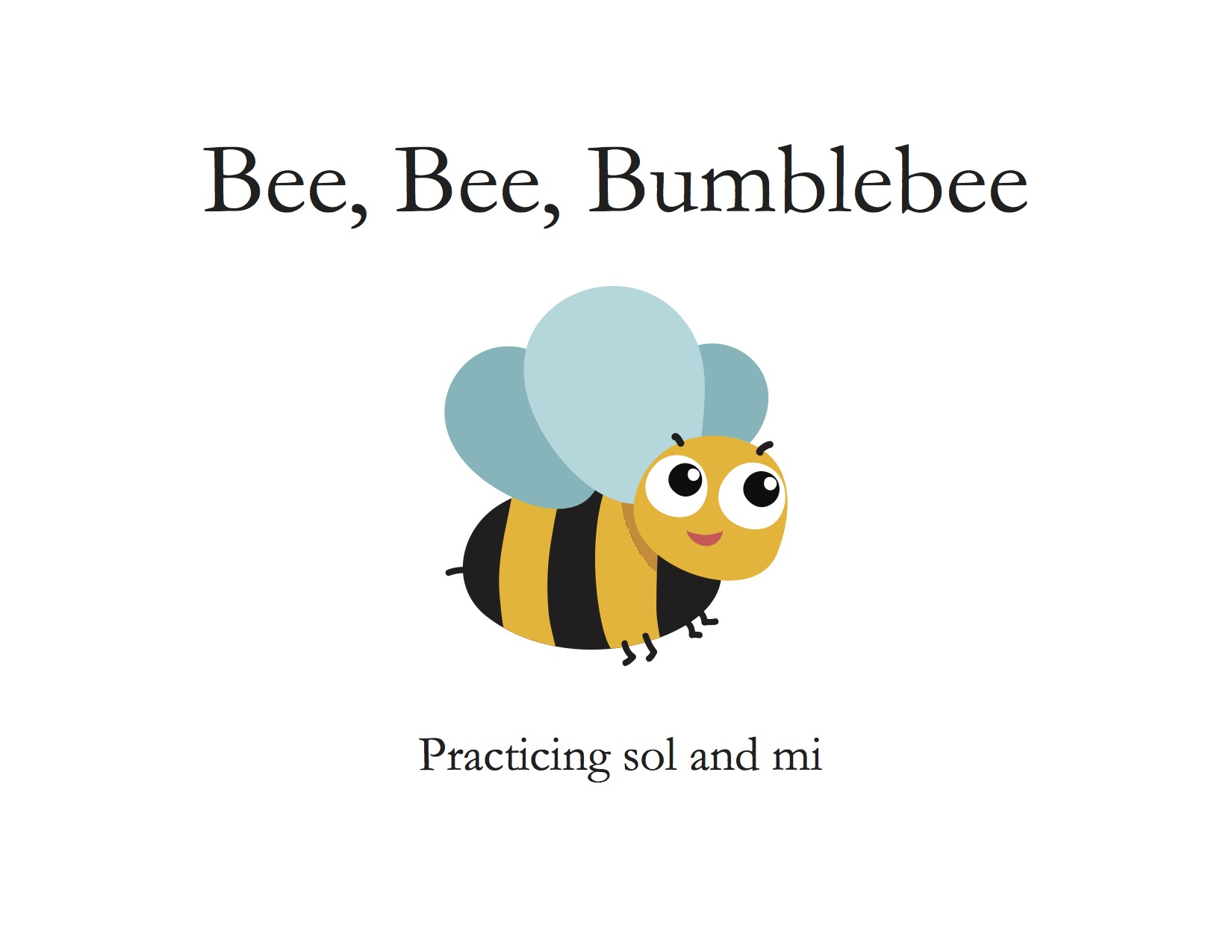 Bee Bee Practicing Sol and Mi.jpg