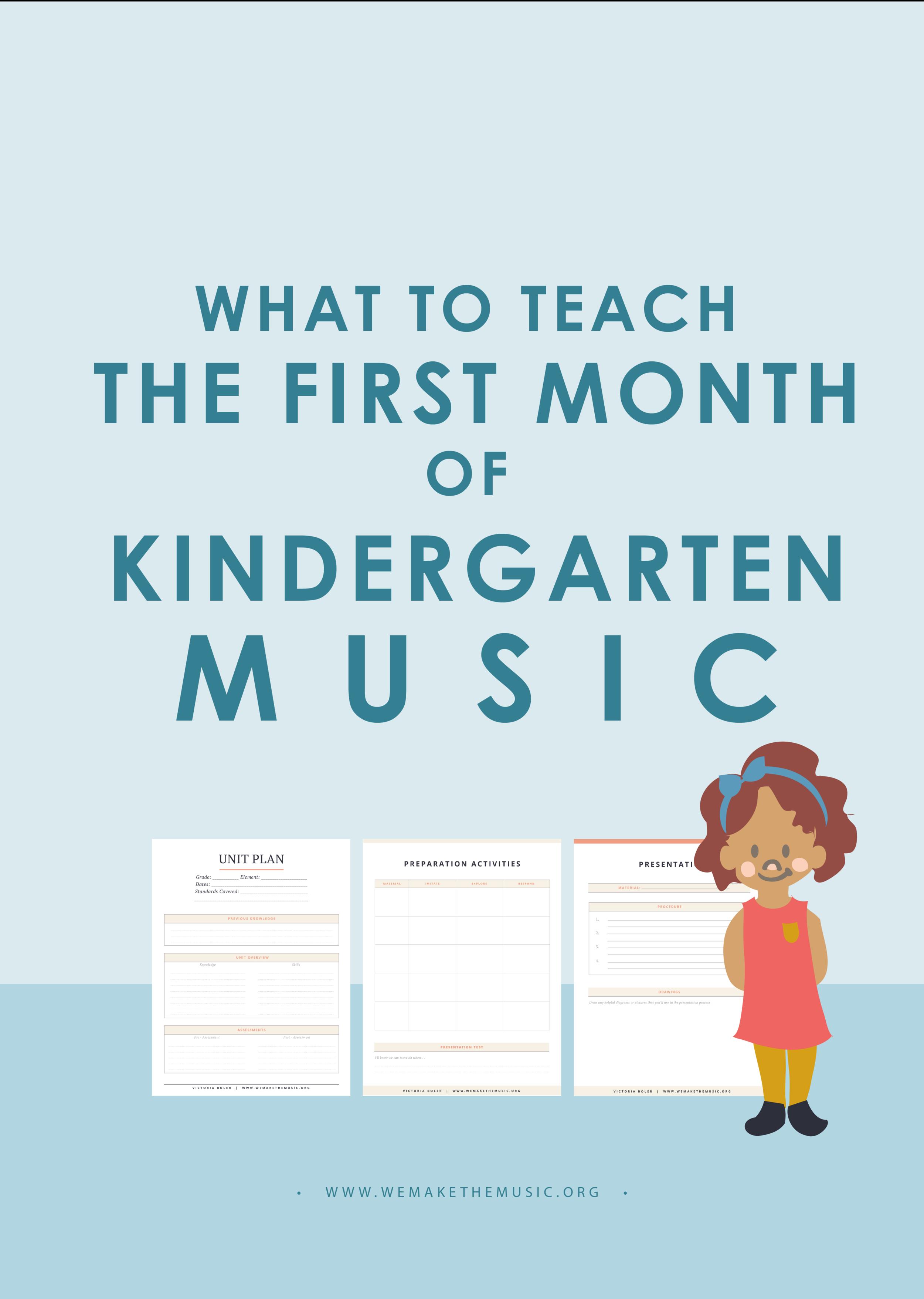 What to Teach The First Month of Kindergarten Music_9-26 Kindergarten Music.png