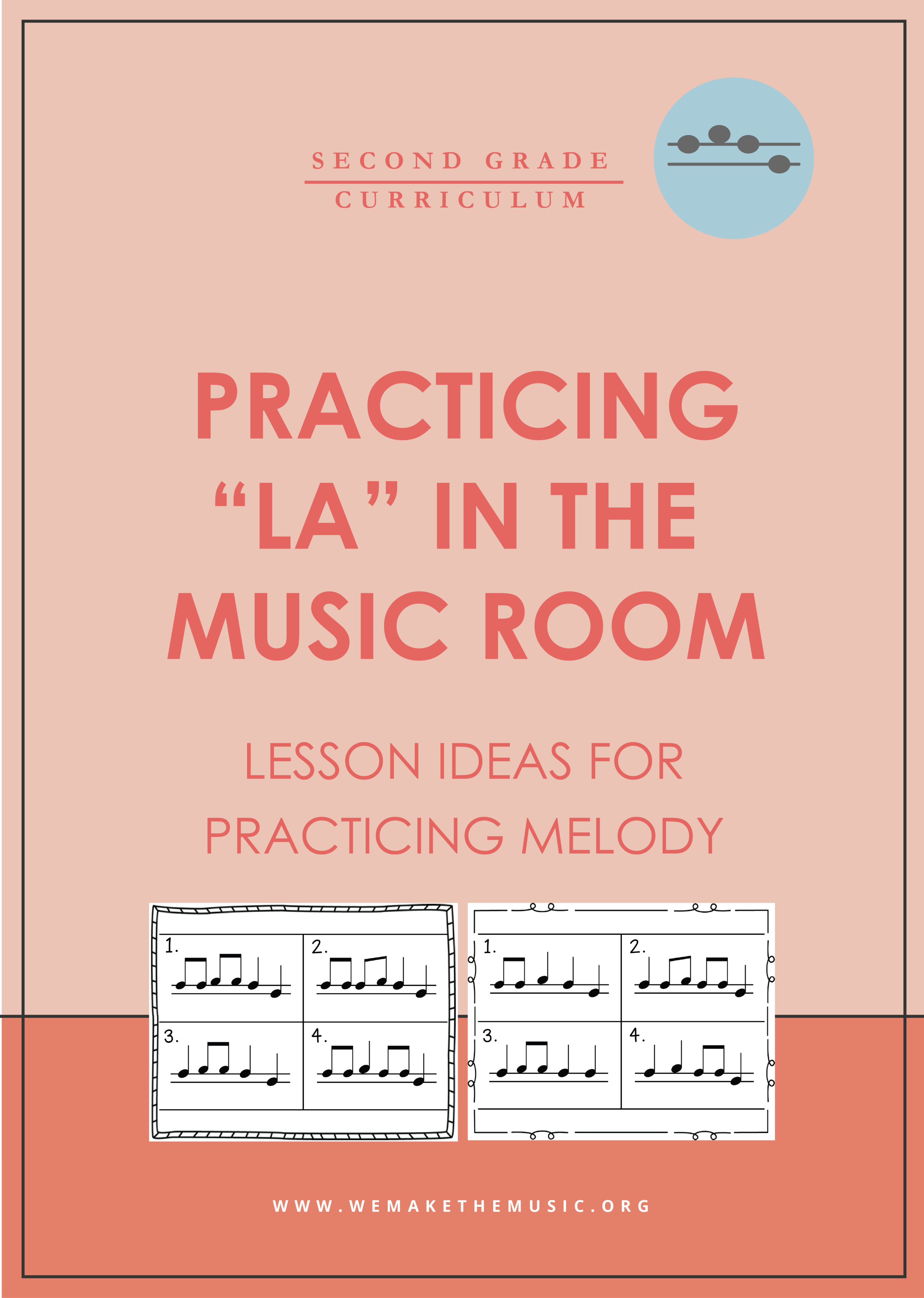 Music Lesson Ideas for La