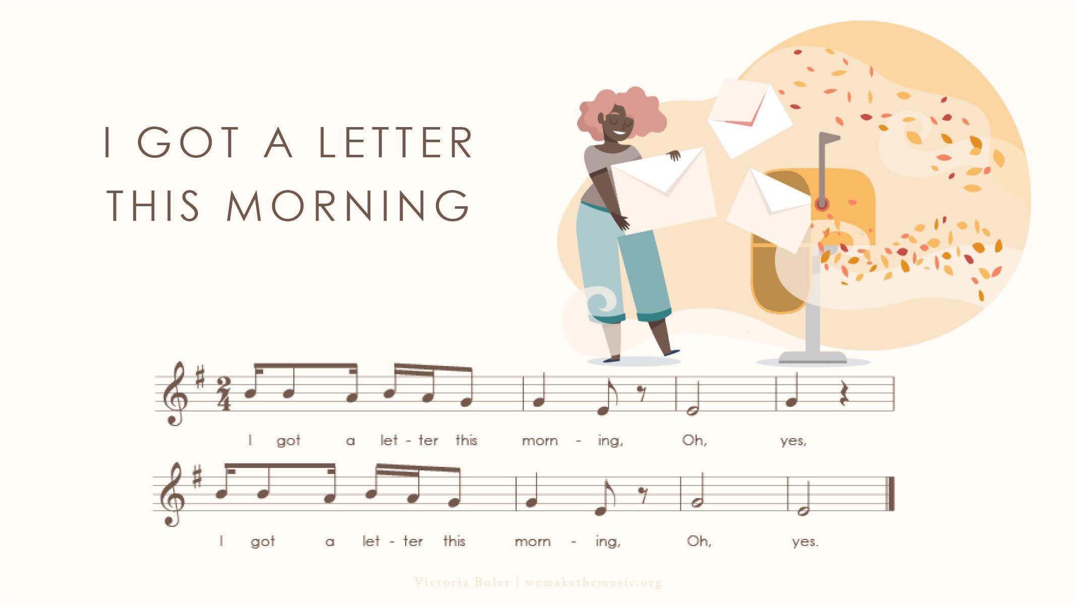 I Got a Letter This Morning Improvisation.jpg