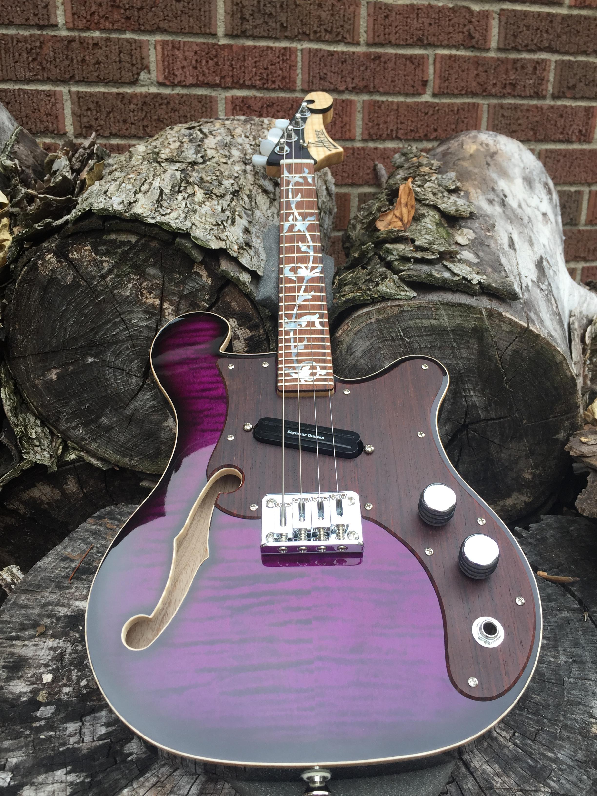 Rockcastle Electric Mandolin F model   See More!