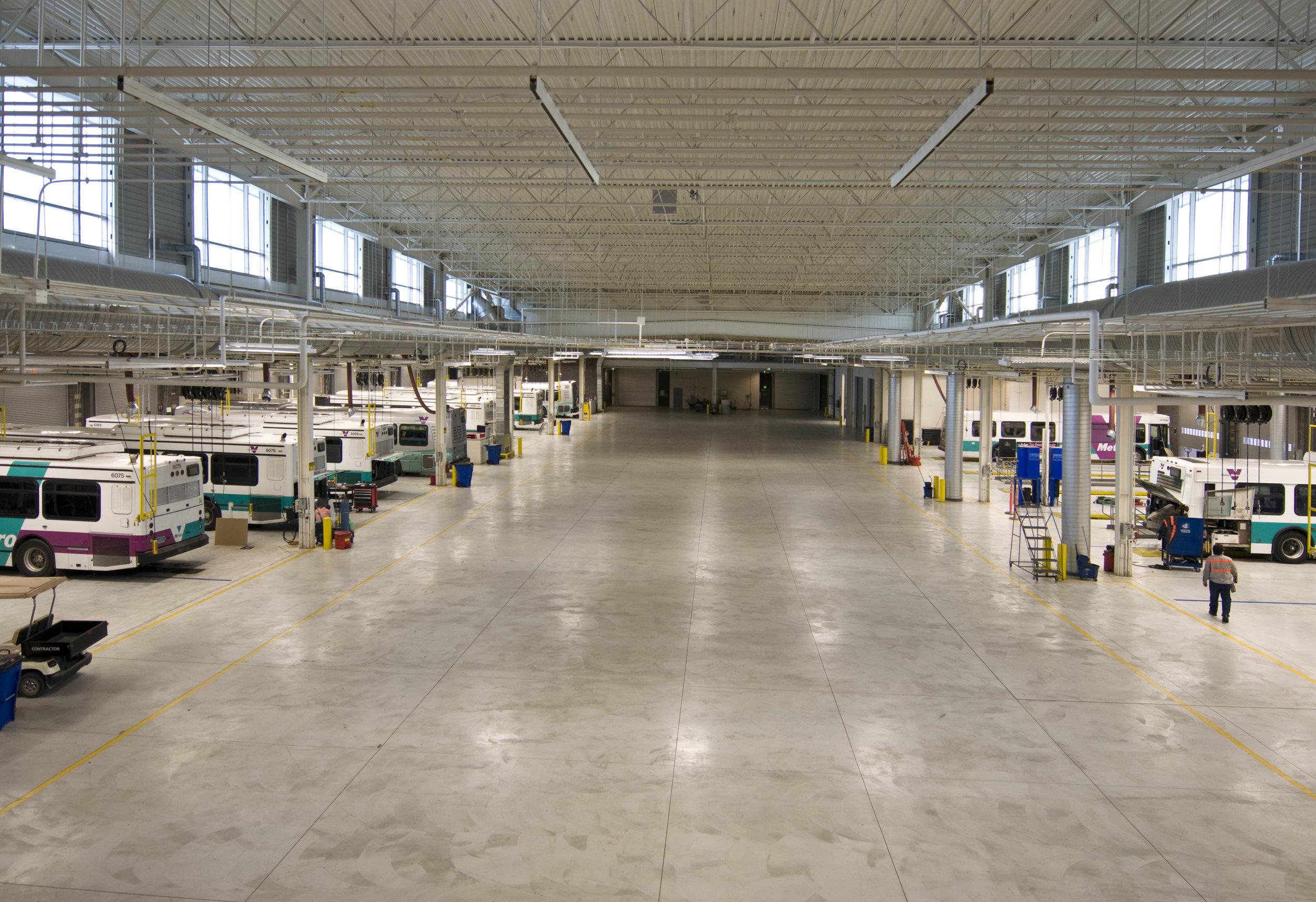 Phoenix Transit West Operating Facility