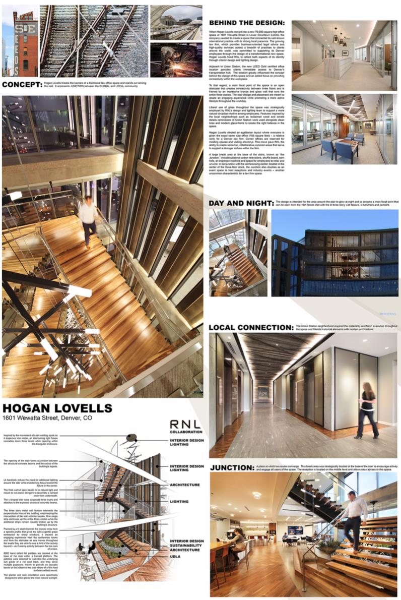 Hogan Lovells Office Design