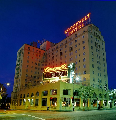Roosevelt Hotel- 7000 Hollywood Blvd
