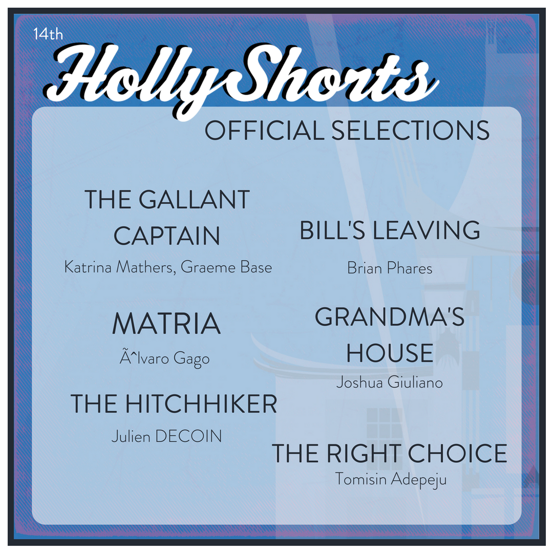 Official Selections 2018 —
