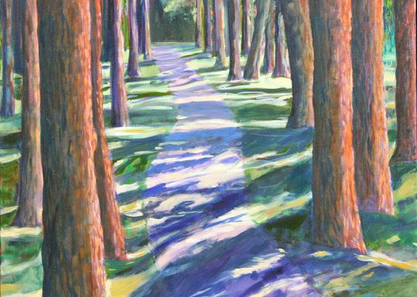 Sunny Pathway