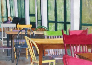 Chairs At Oxbow