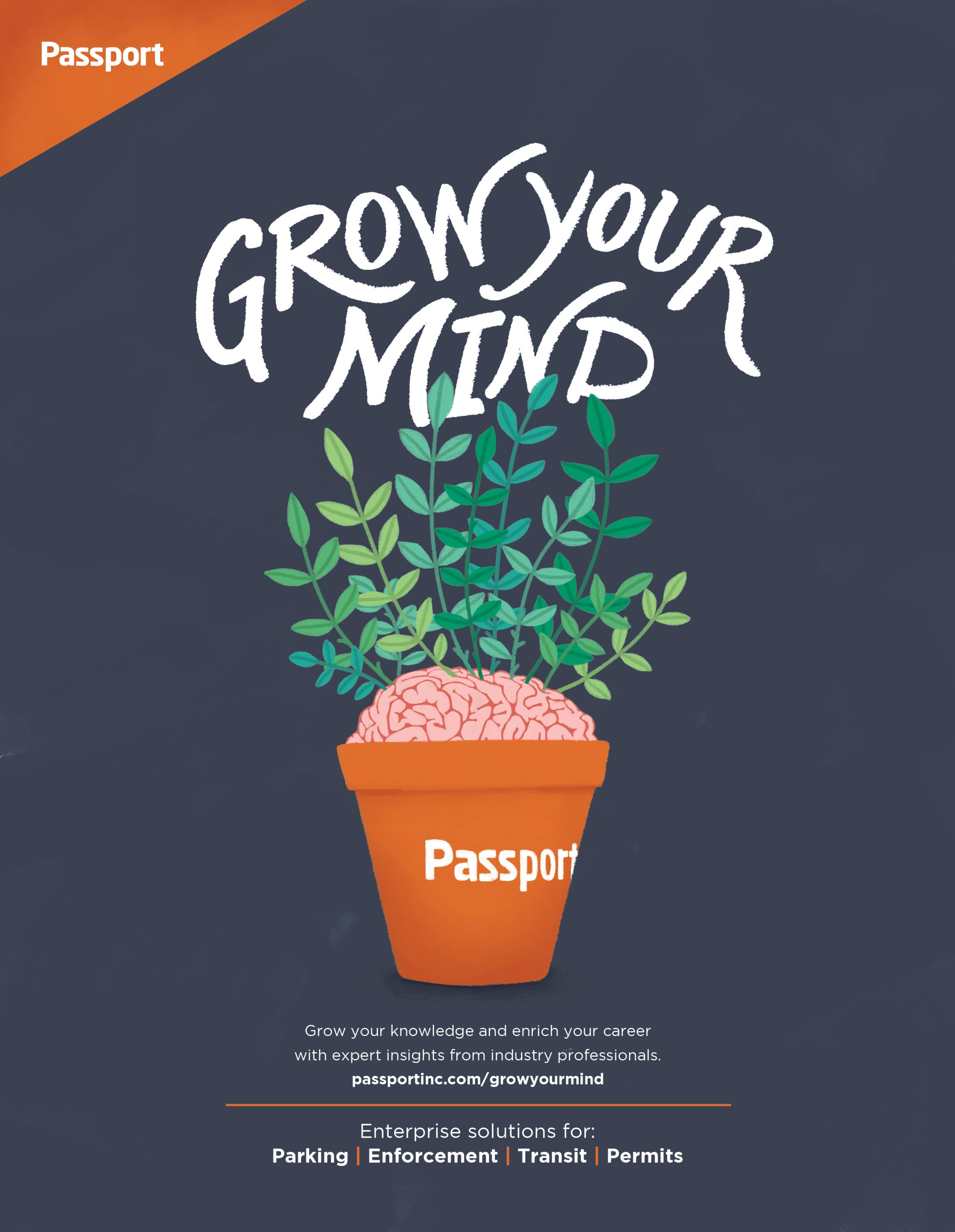 """Grow Your Mind"" - Digital Ad  [ creative direction. copywriter. ]"