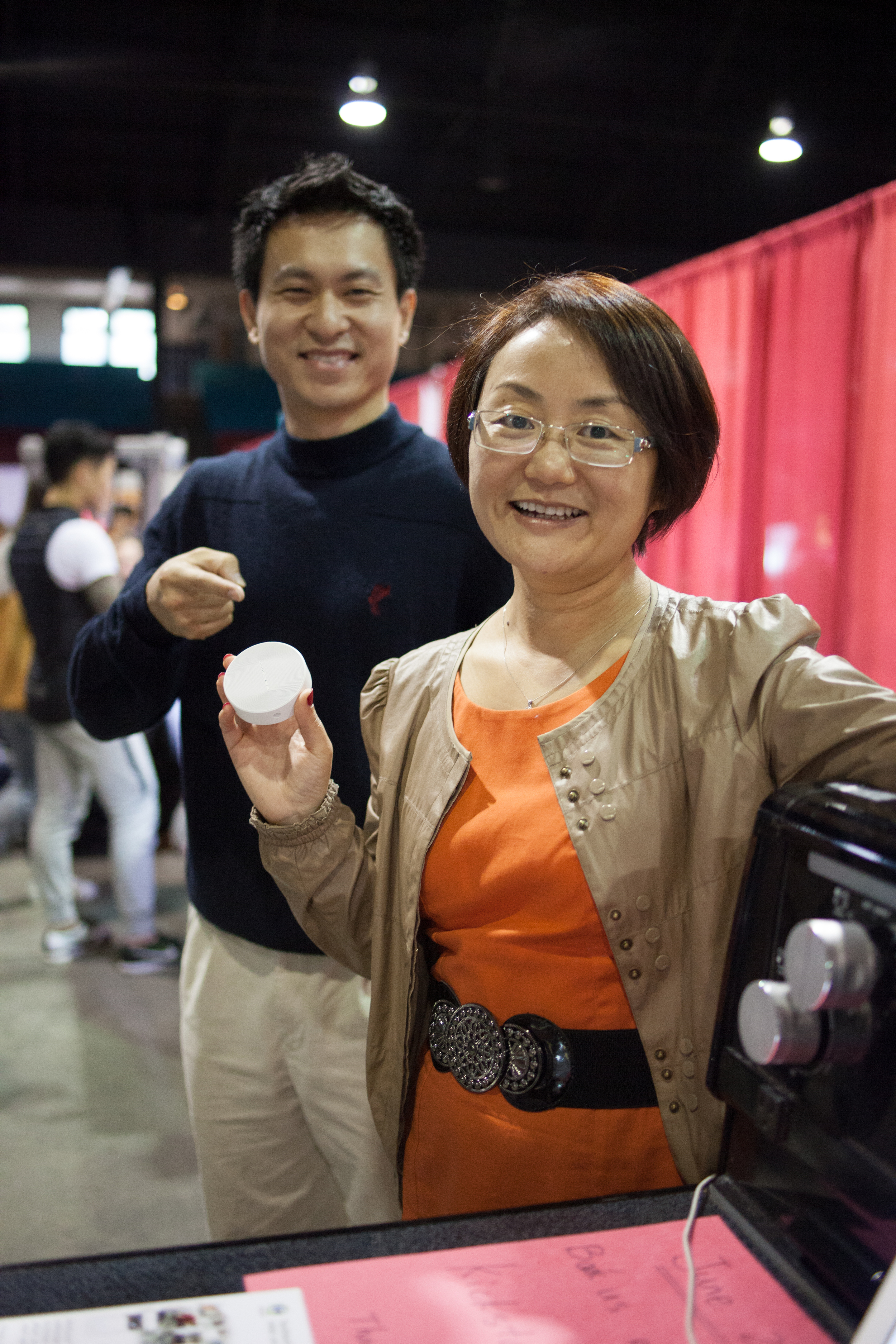Jessica Yang @ Tochtech Technologies, smart solutions for safe living and remote caring for seniors.