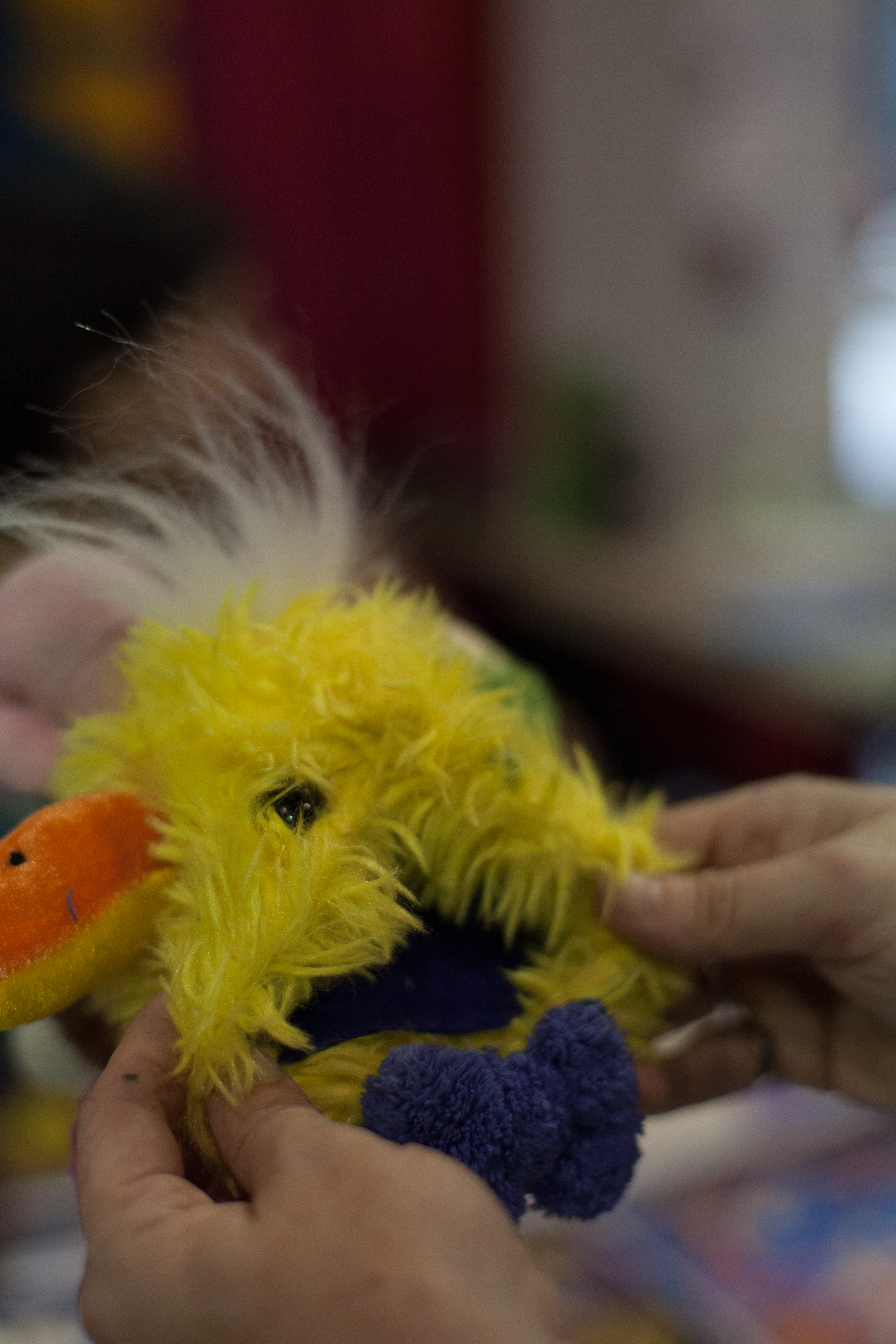 Make your own lil' monster...muppets, puppets & marionettes...reloved, reclaimed, reinvented.