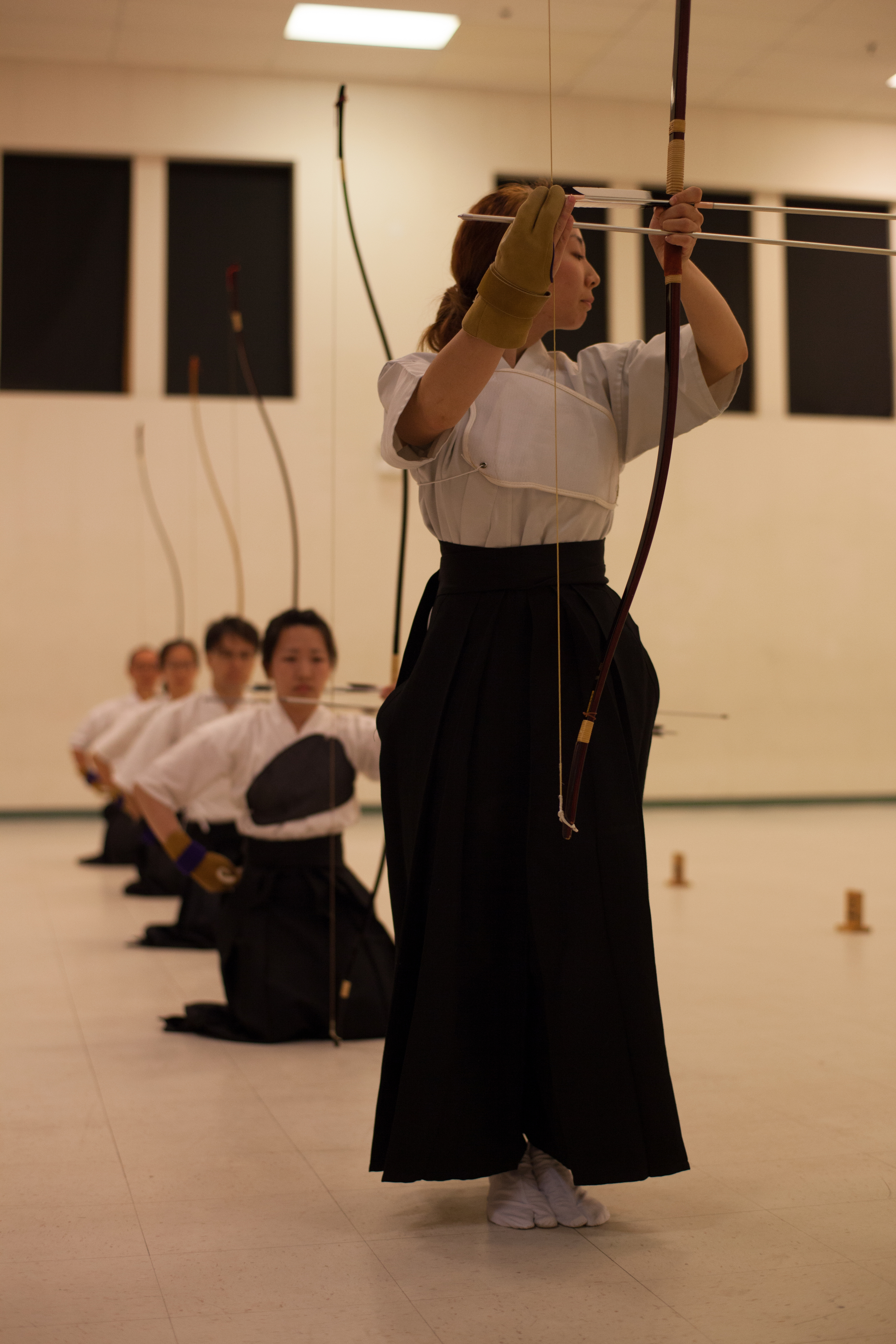 Kyudo 'the way of the bow', is the modern Martial Art of Japanese Archery.