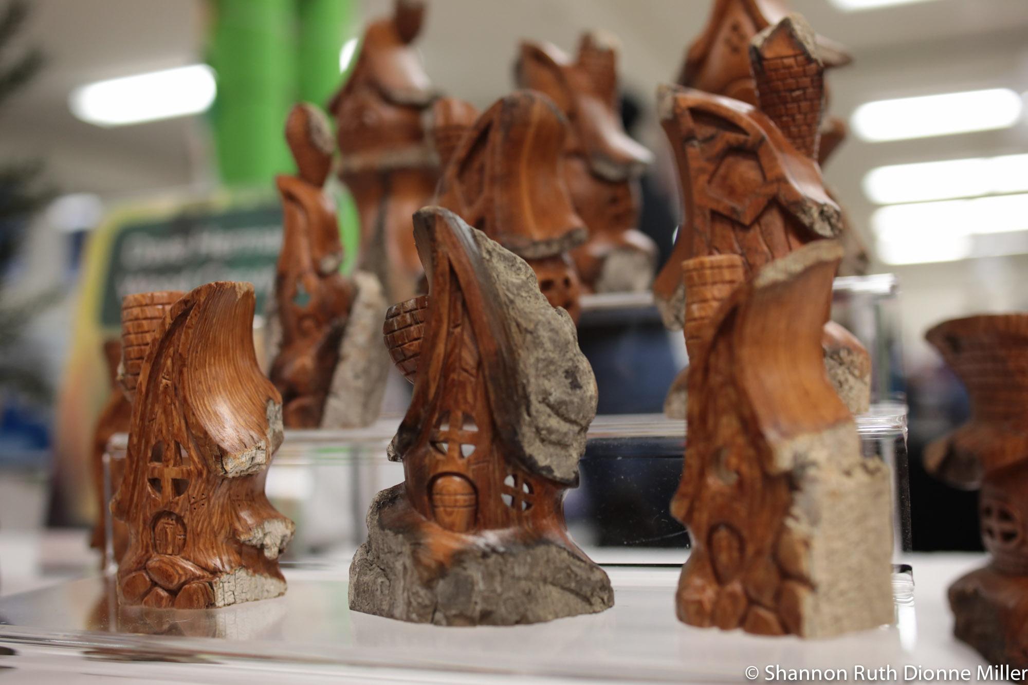 Dave Herman Wood Carvings.