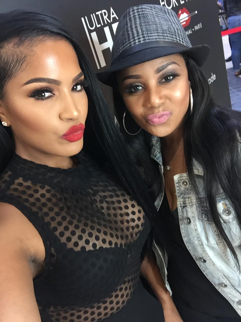 JayChantelle and MakeupShayla