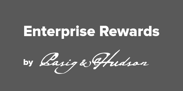 employee rewards - Pasig & Hudson's employee rewards platform allows companies to reduce churn and increase engagement.Companies can give employees rewards for specific behaviors. Employees can redeem these rewards at participating merchants who may also offer additional discounts.