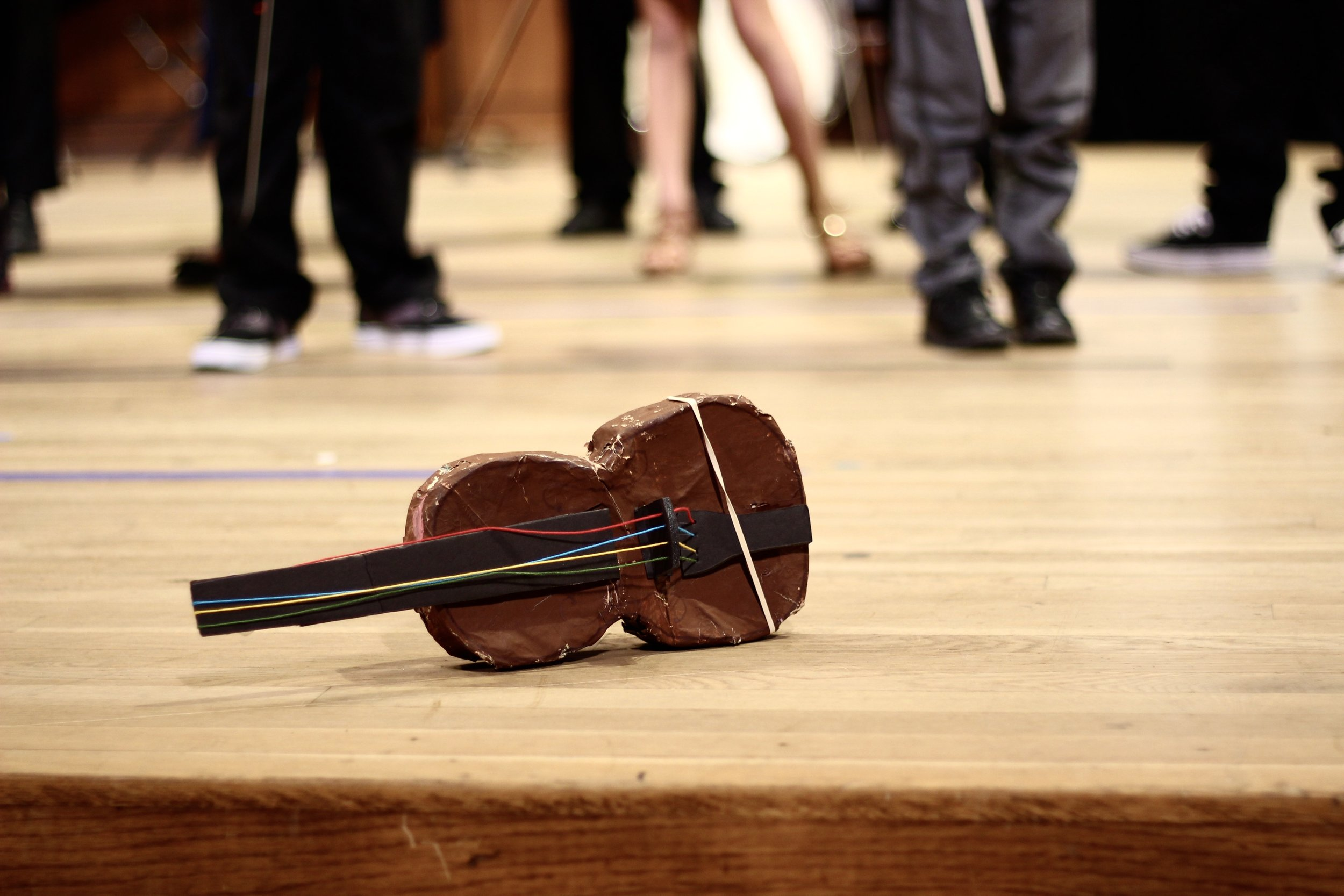 Every student matters, every instrument counts. -