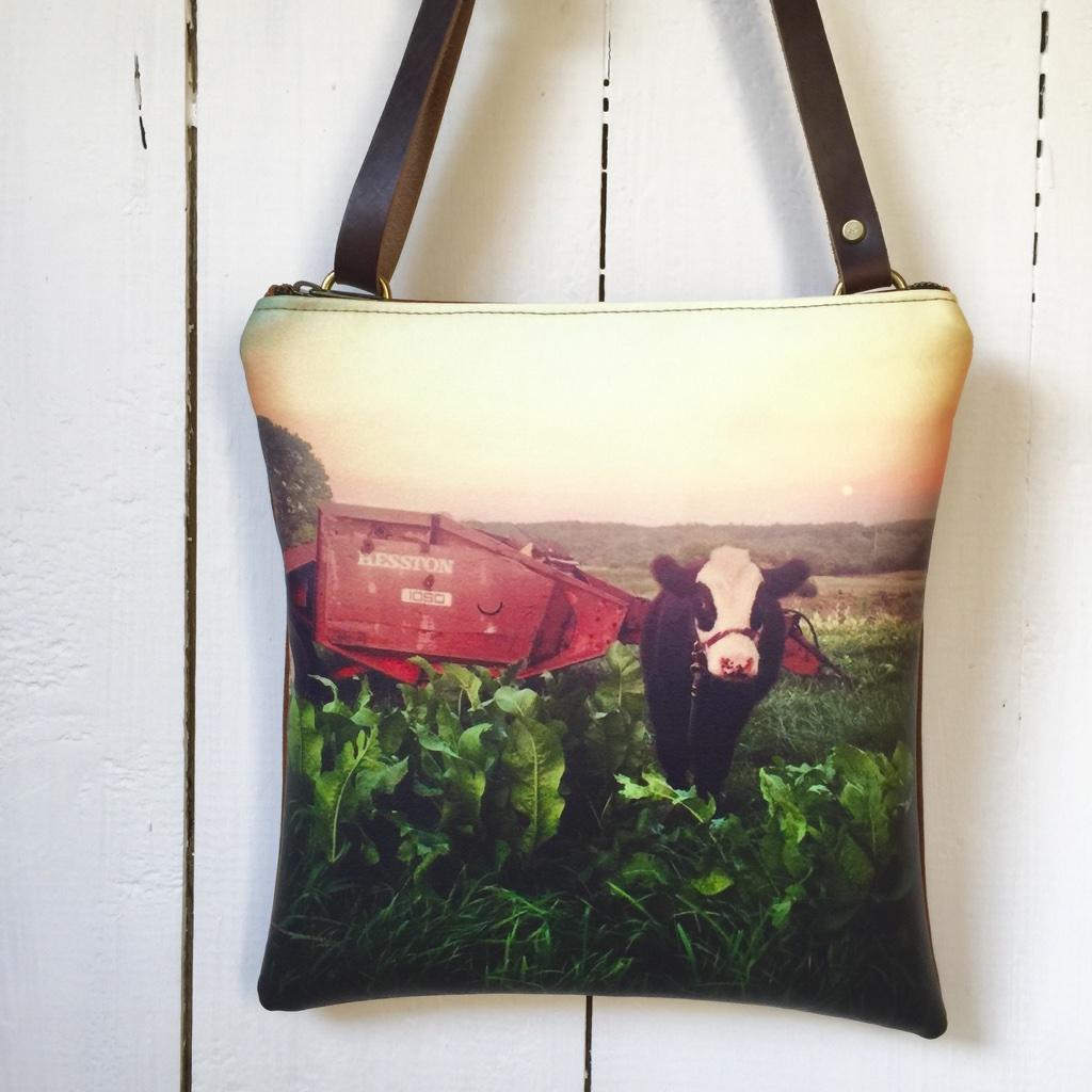 Keepsake Custom Photo Bag