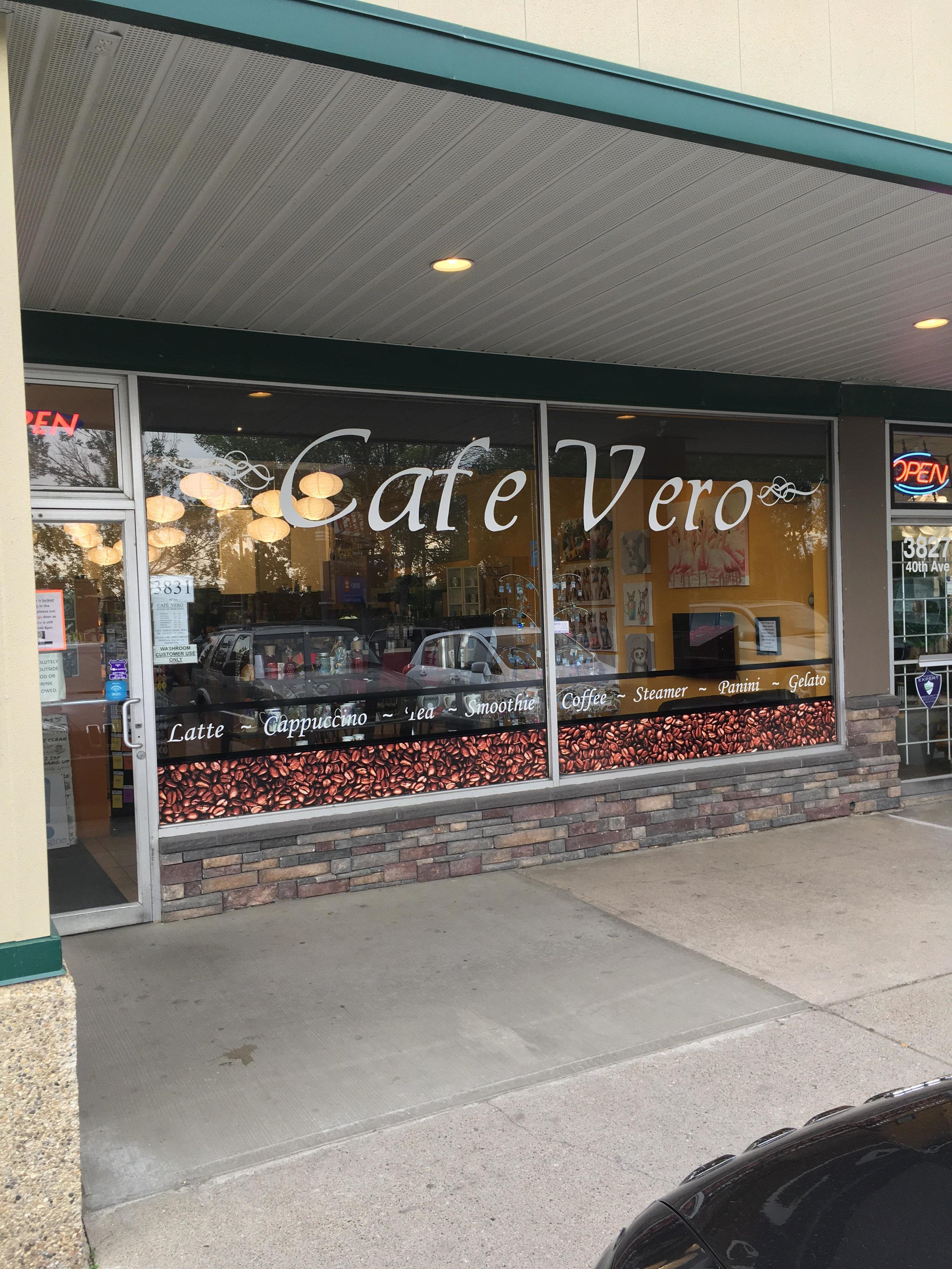 Café Vero - 3831 40 Ave, Red Deer, Alberta