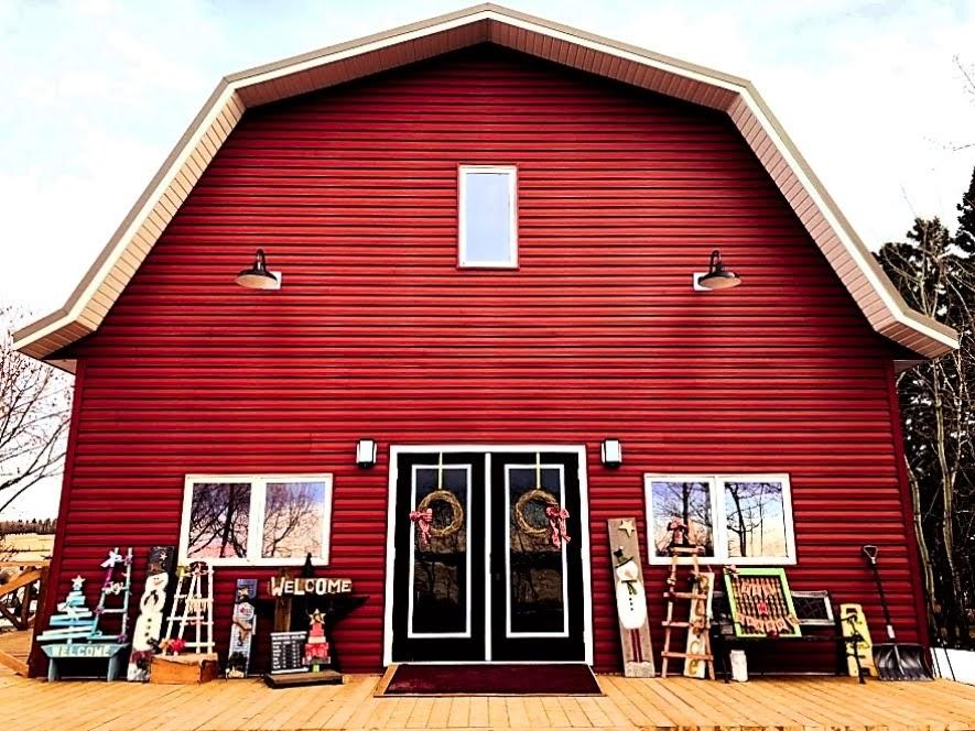 Little Red Barn - 4 38349, Range Rd 270, Red Deer County, AB
