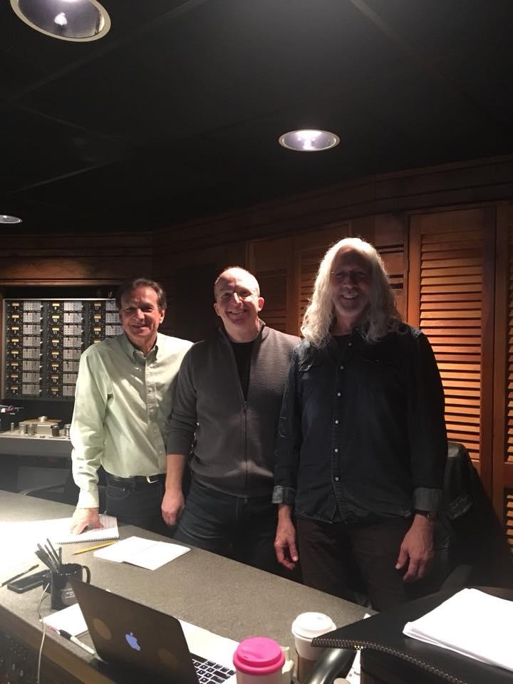 Ken Navarro, Dan Lamaestra, Jonathan Merrill