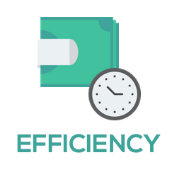 Production Efficiency Reduces Cost