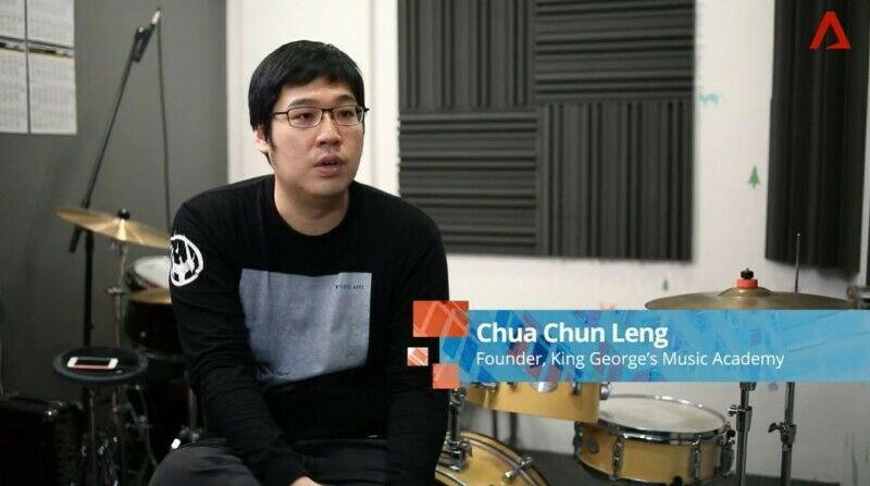 Chun Leng featured on Episode 3 of 'Just Like You', aired on local tv channels - Channel 5 and Channel News Asia in 2018.