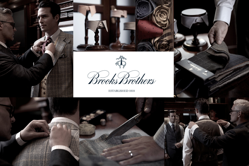 Brooks Brothers- Made To Measure