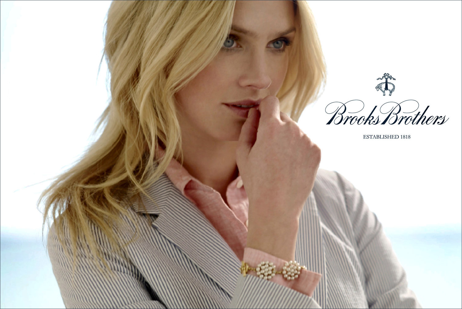 Brooks Brothers - Spring/Summer 2014