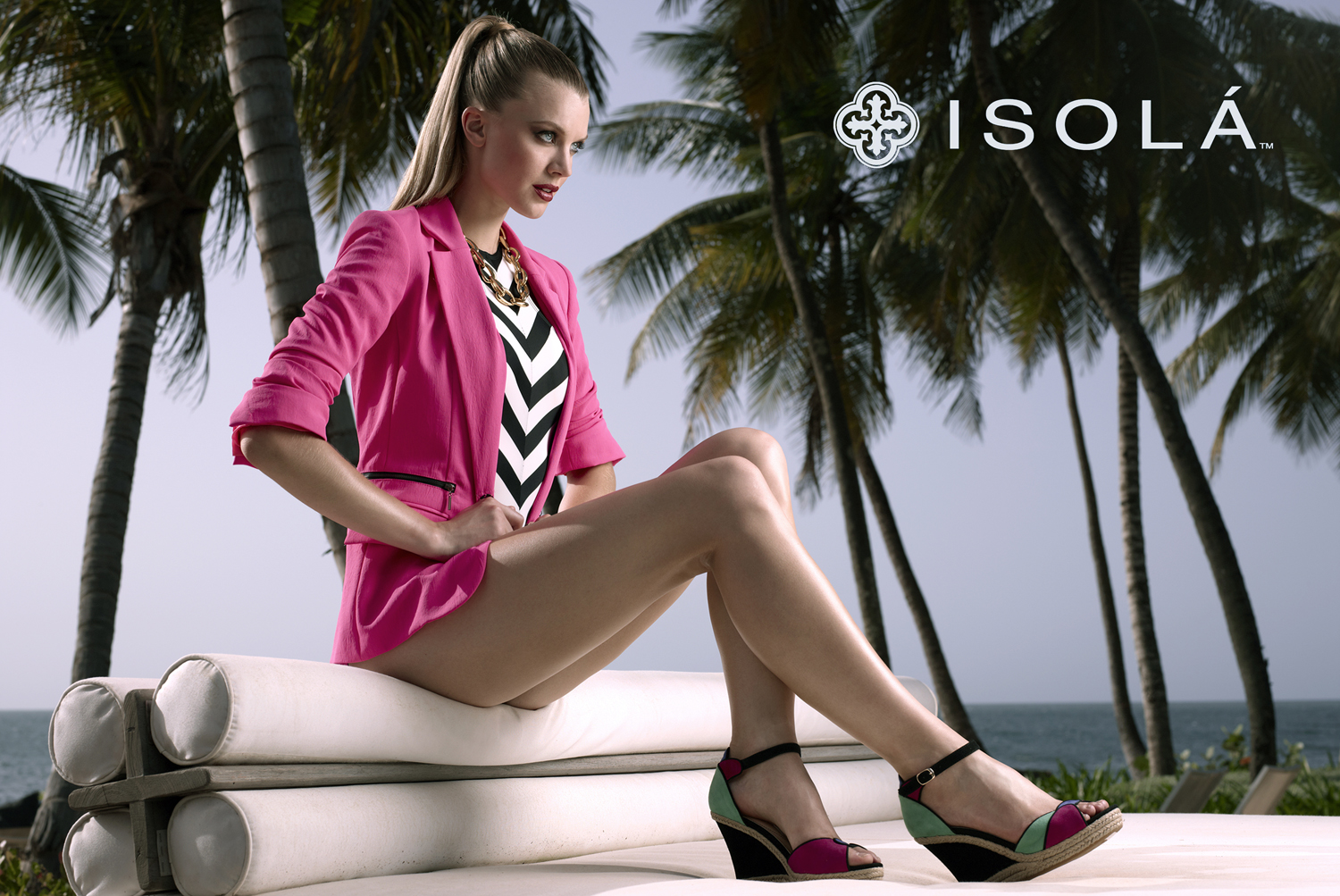 Isola Shoes  Spring/Summer 2014