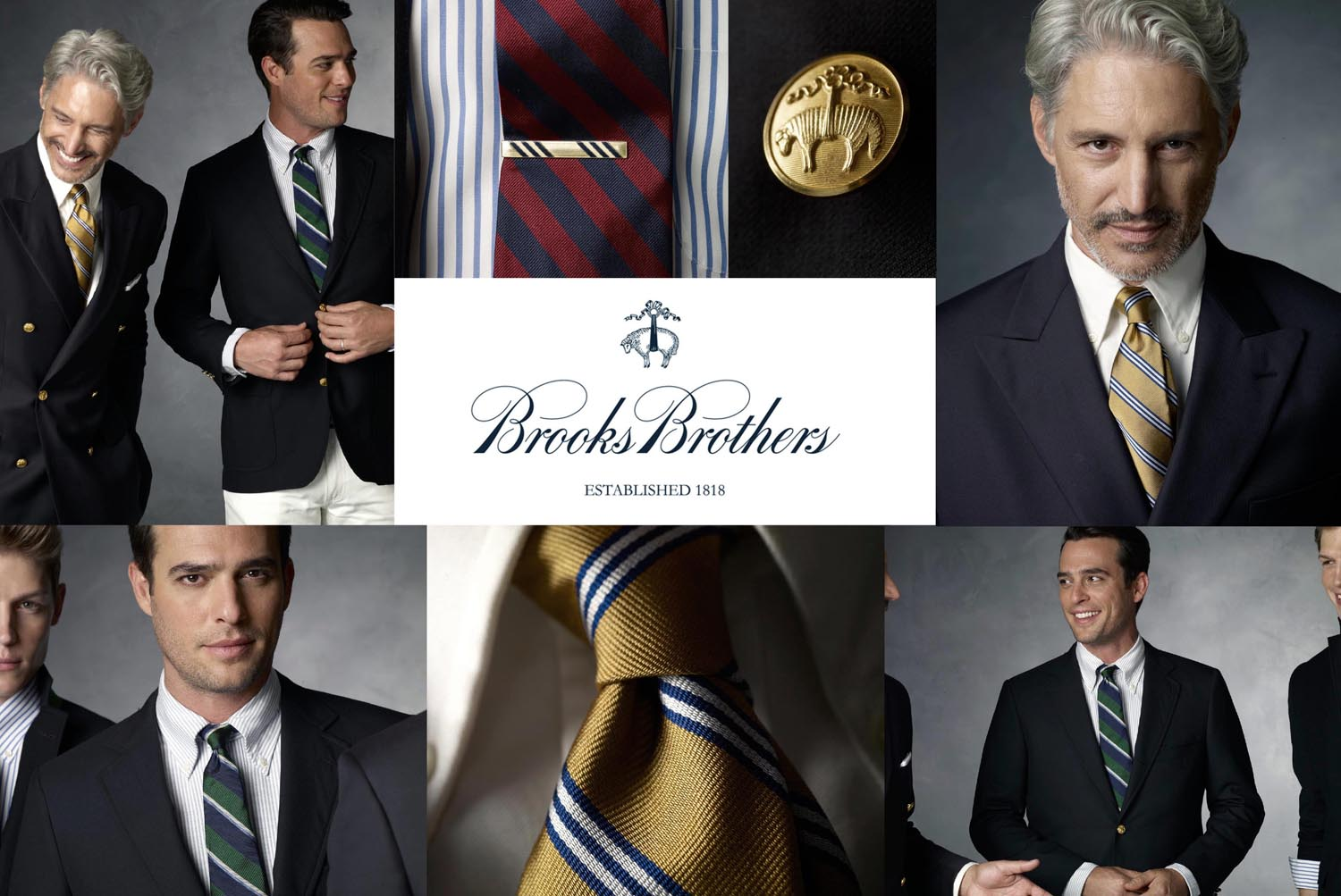 Brooks Brothers - Red Fleece