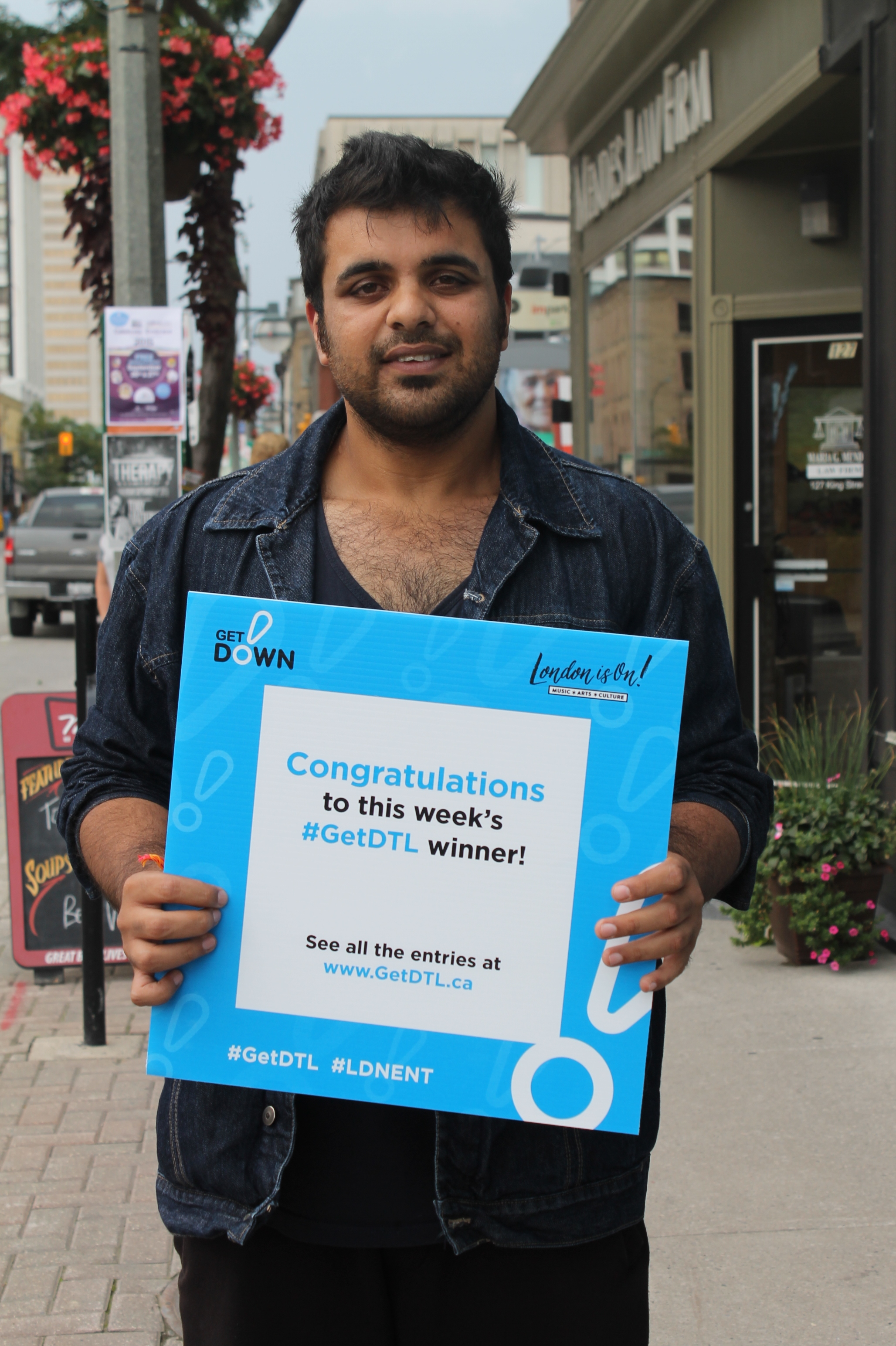 Nikhil - Weekly prize winner