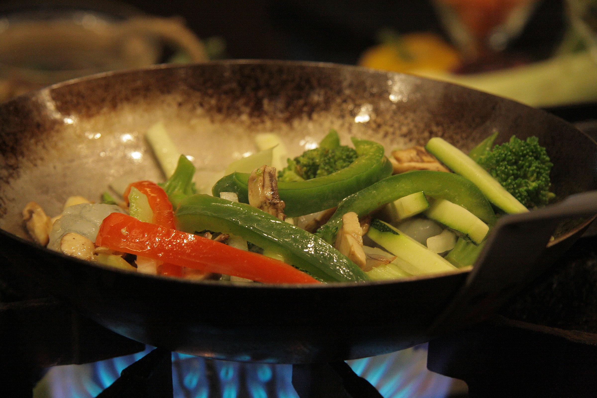 Open Kitchen Saute