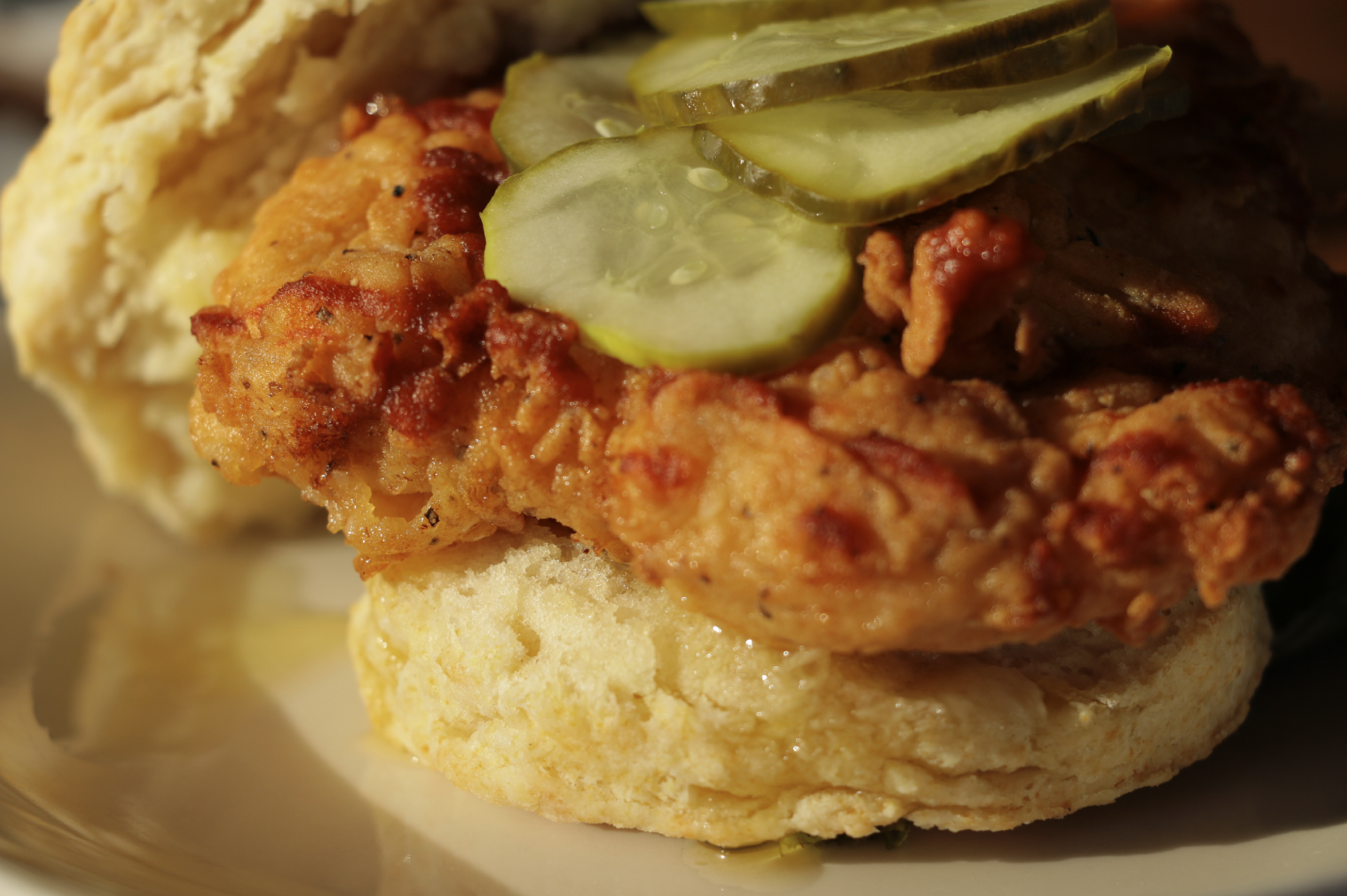 Ace's Fried Chicken & Biscuit
