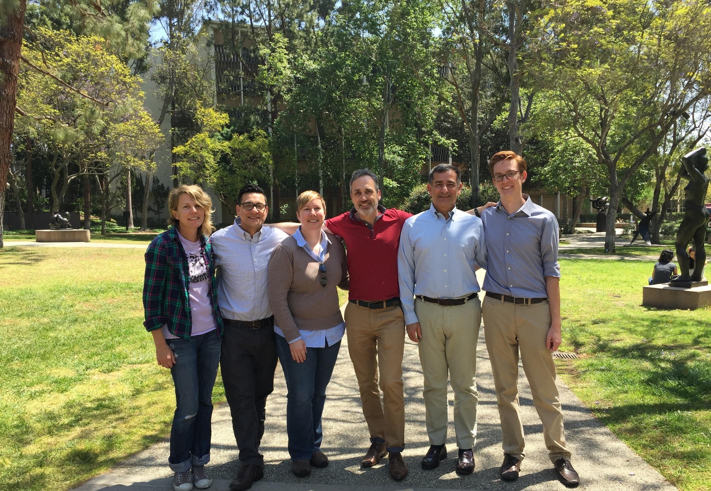 TransPop  study research team