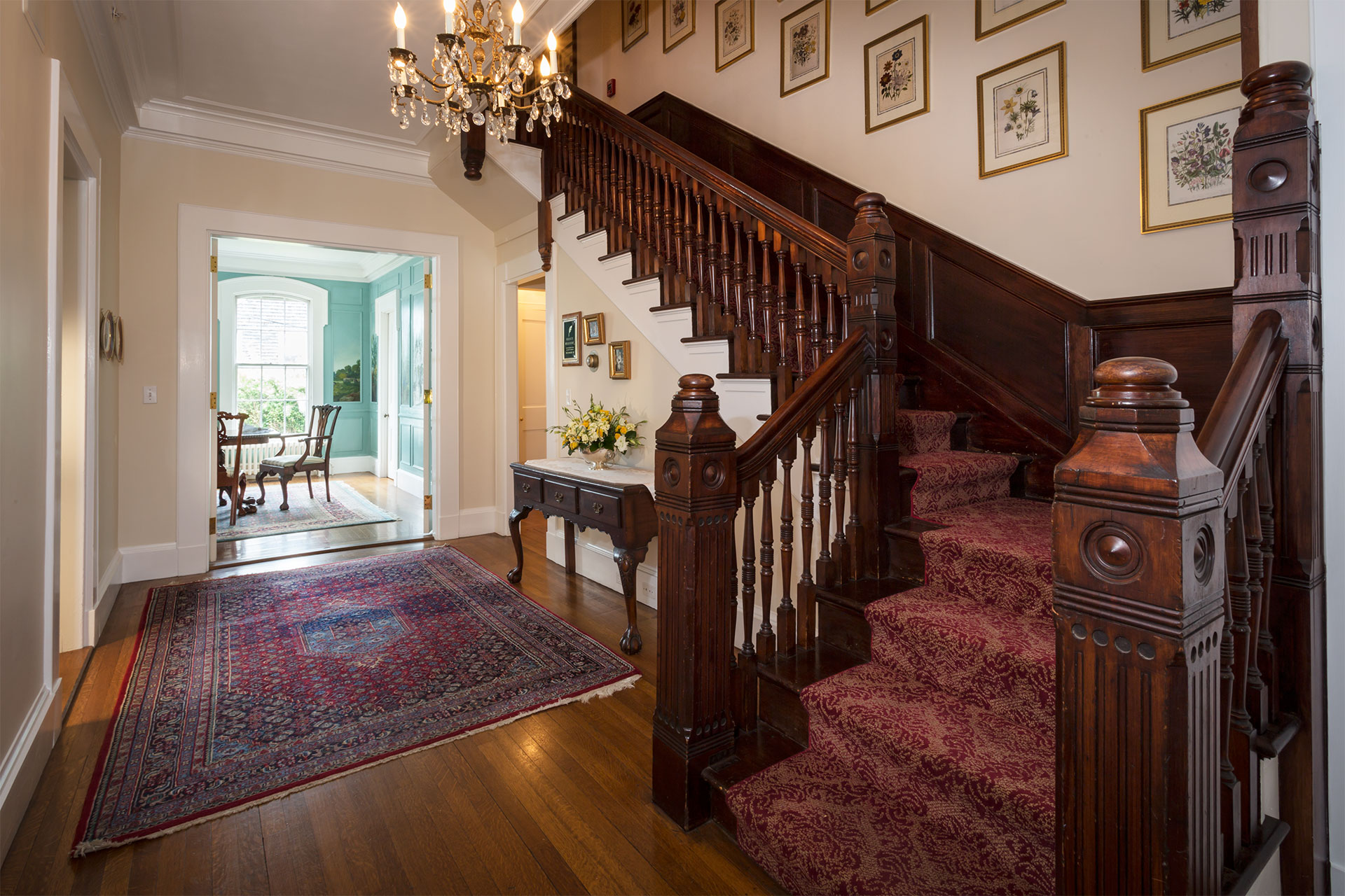 La Farge Perry House Bed & Breakfast - Newport, RI