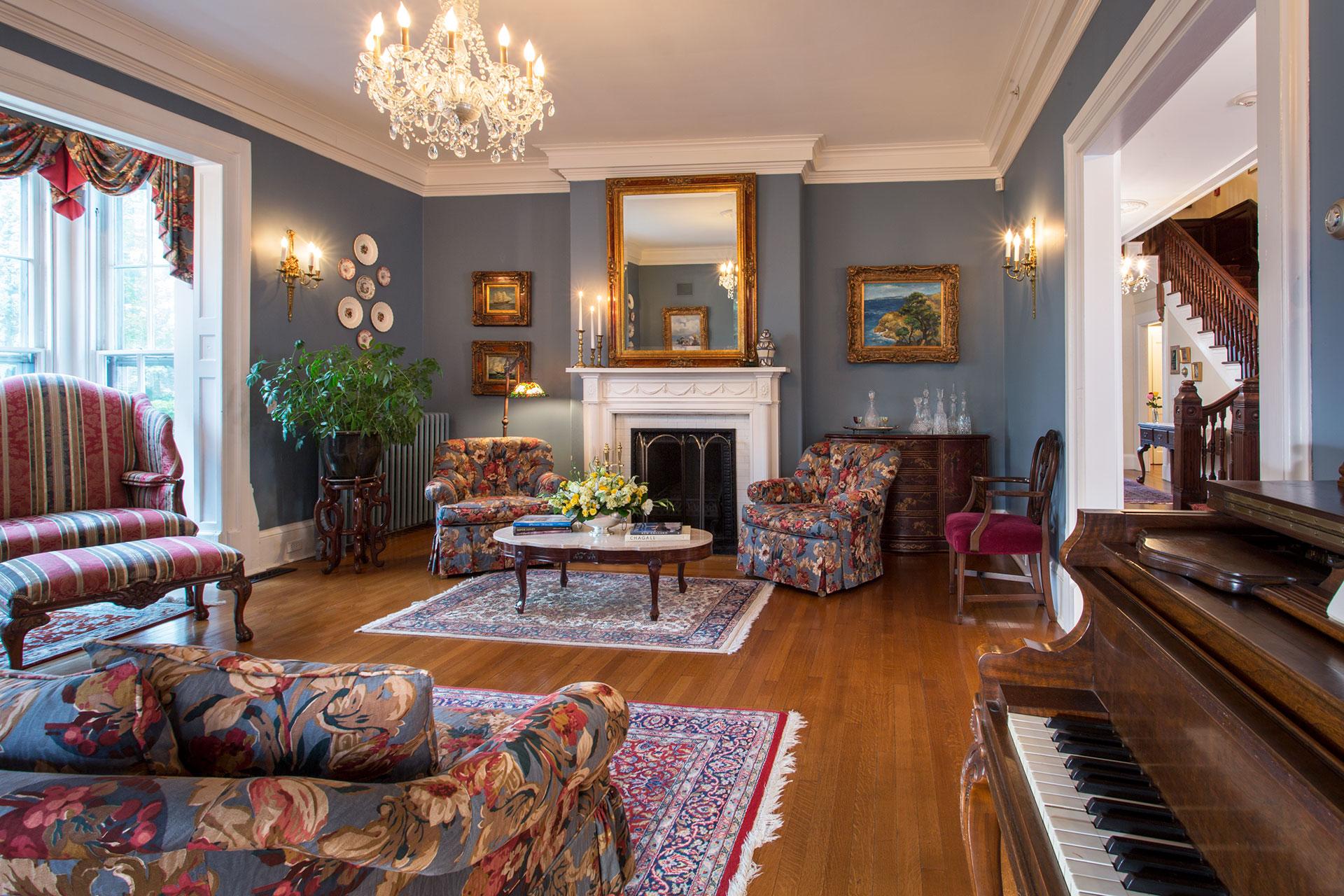Getaway at La farge Perry House in Newport, RI