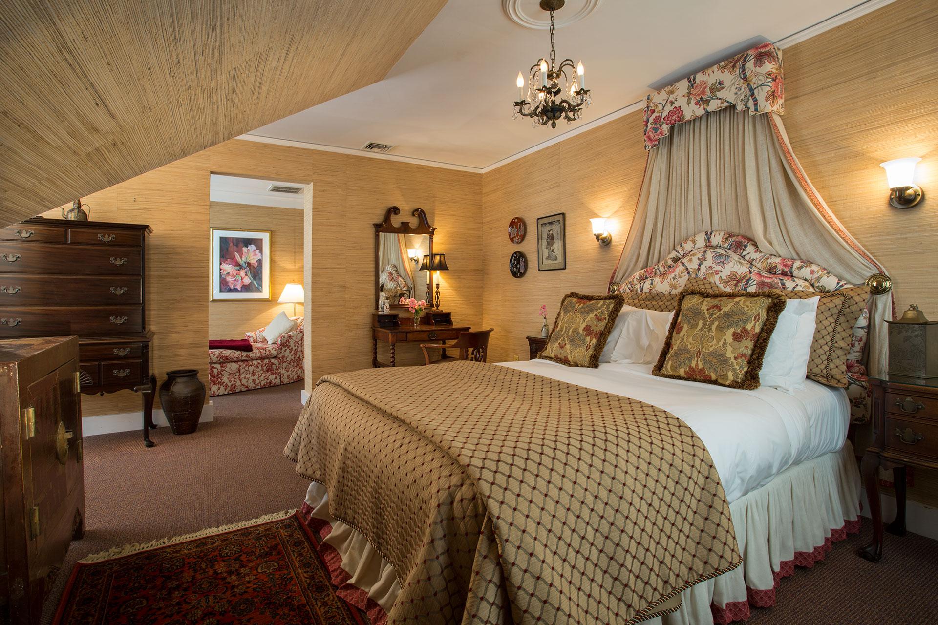 The Matthew Guest Room at La Farge - Newport, RI