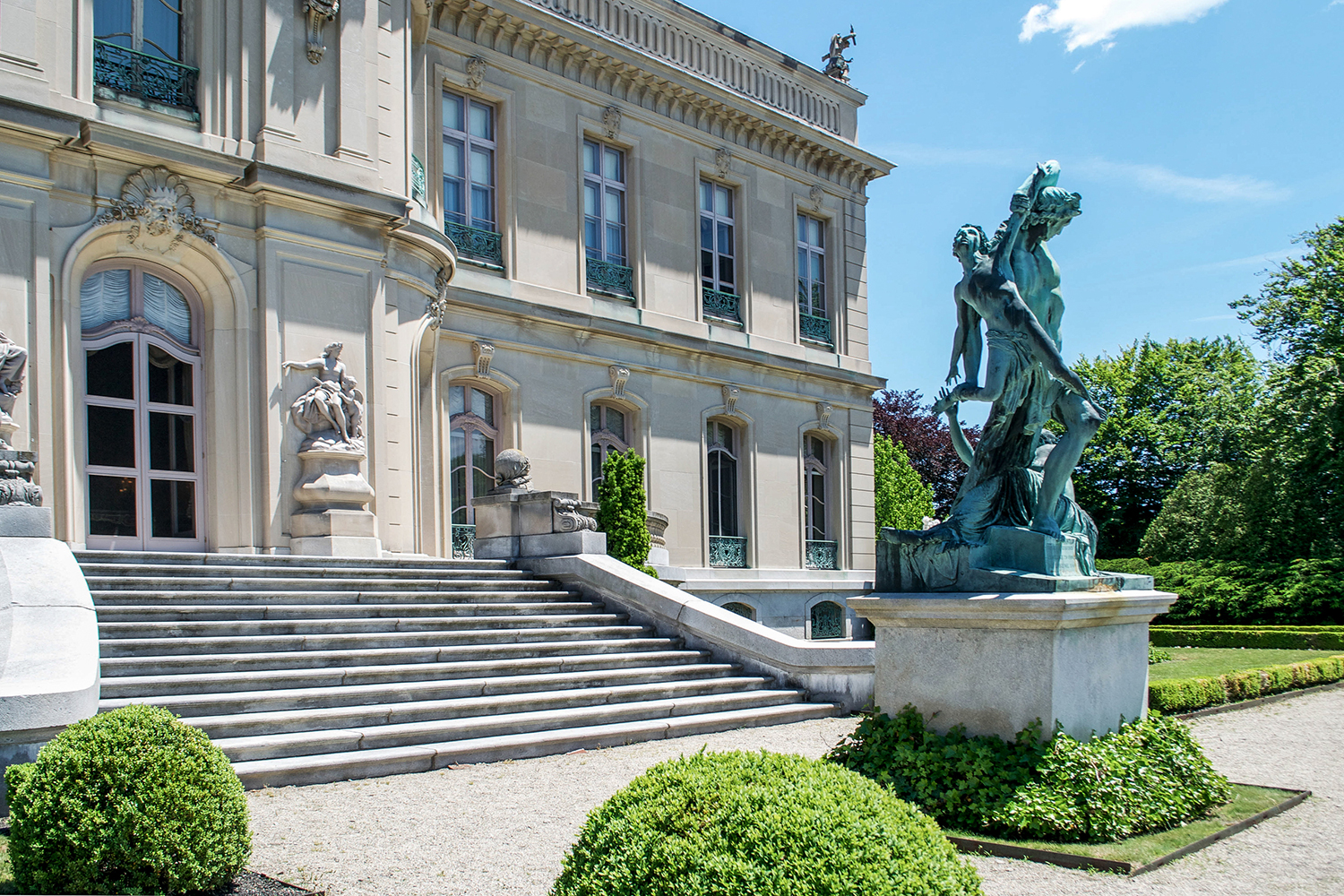 The Elms mansion, photo credit: discover newport