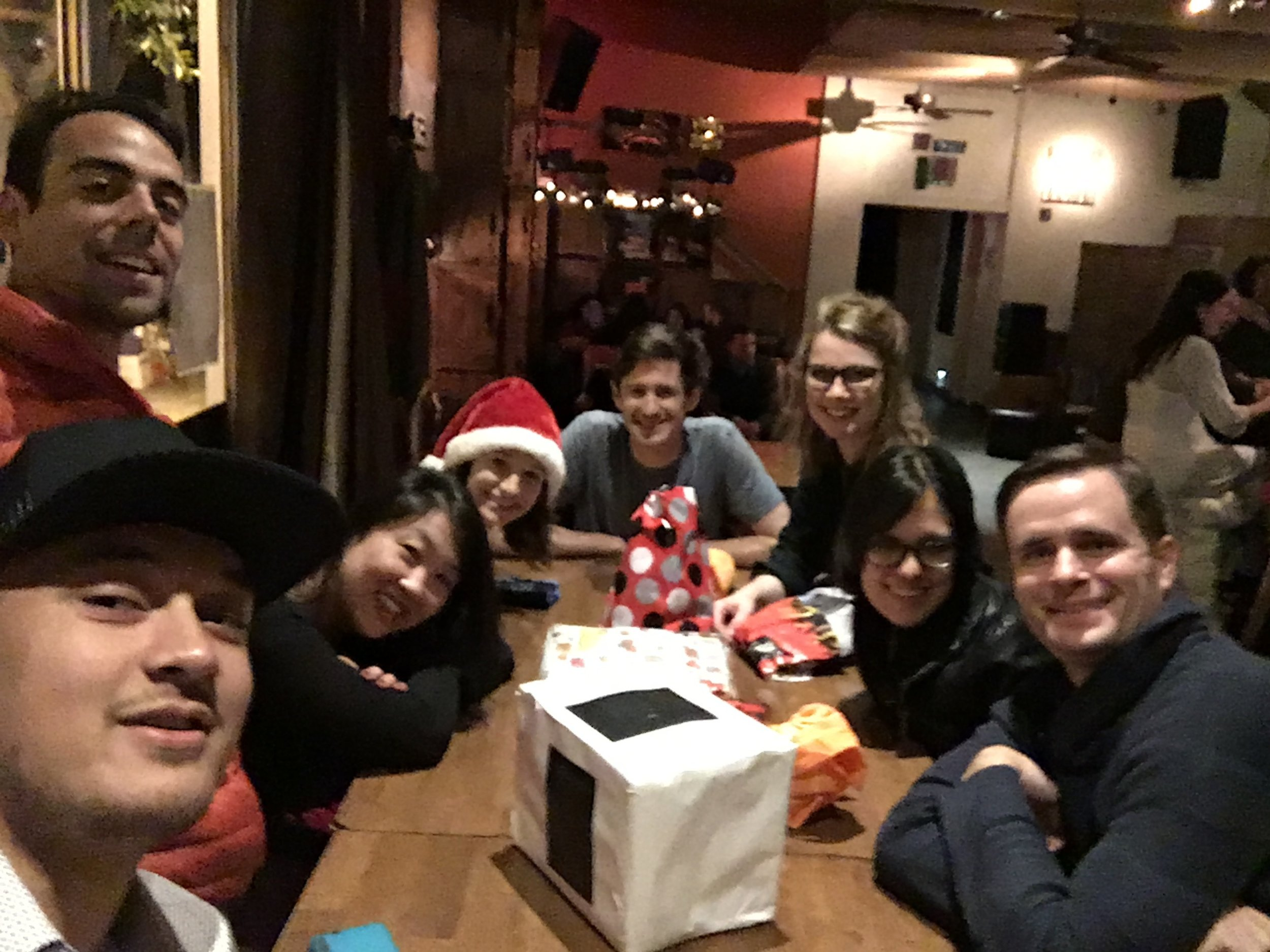 BDC CREW HOLIDAY PARTY 2016