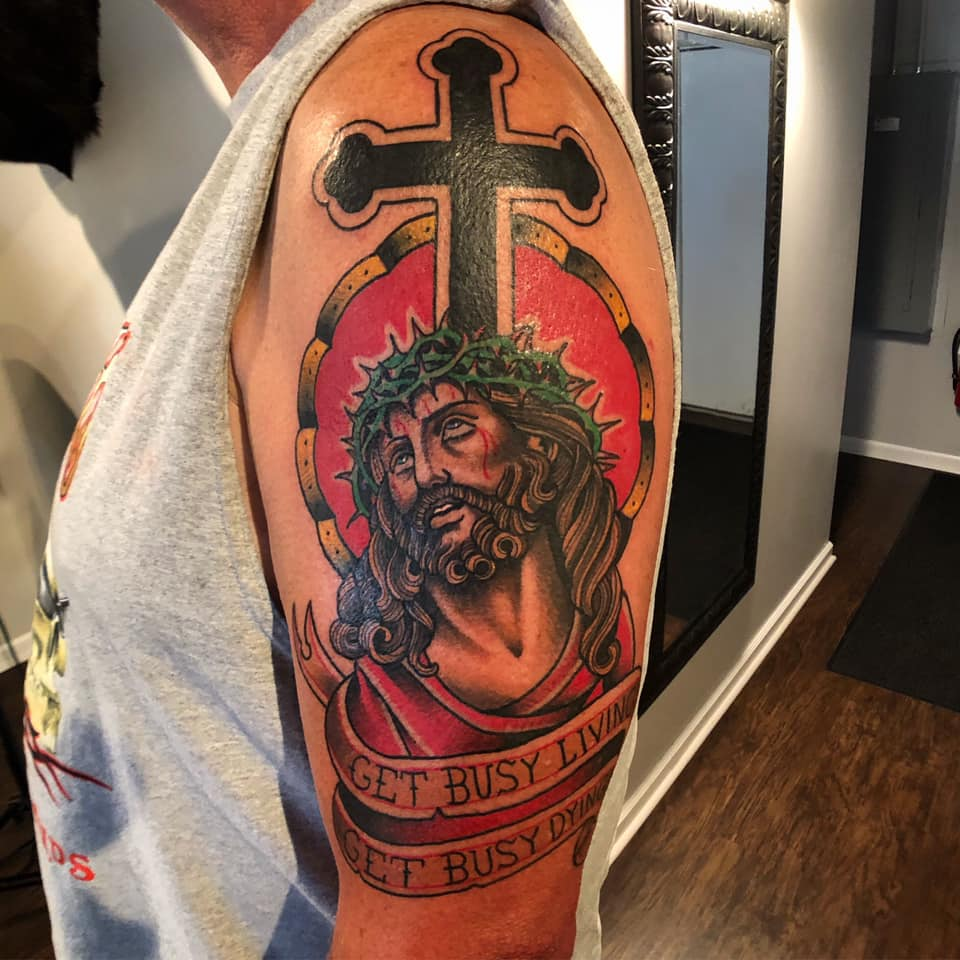 Get busy living Traditional Jesus.jpg