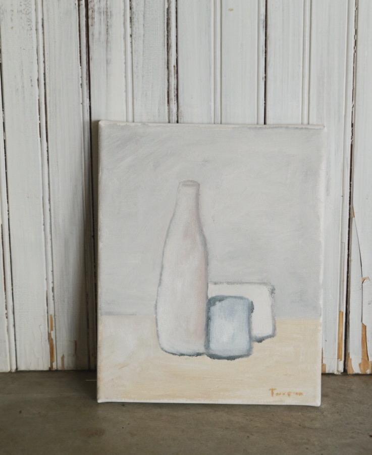 "still life no. 2 8""x10"" oil on canvas $30 SOLD"