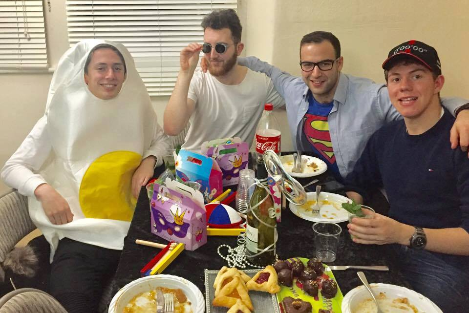 Purim Party!