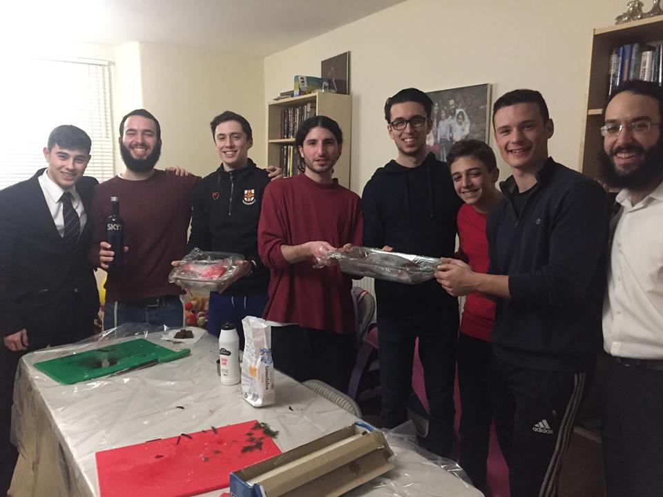 Cured Salmon Workshop
