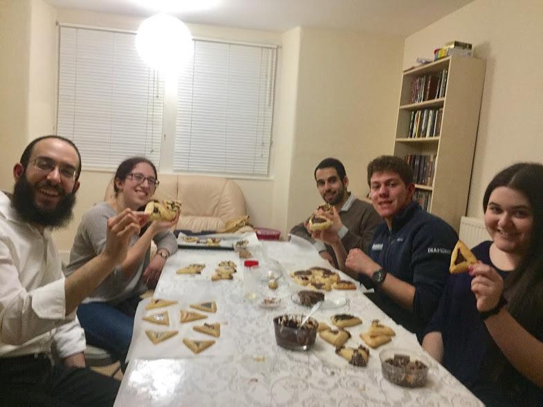 Pre Purim Hamantash Bake